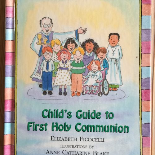 Child's Guide First Holy Communion
