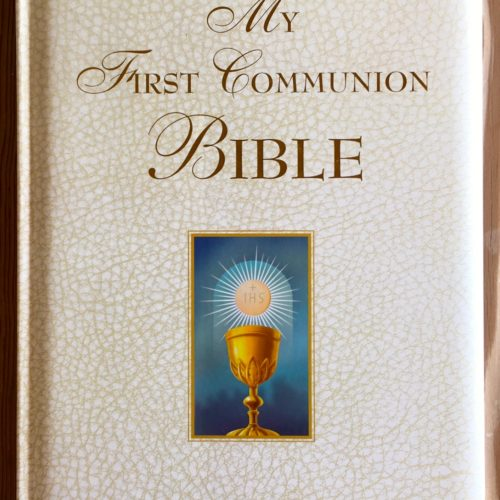 The First Communion Bible